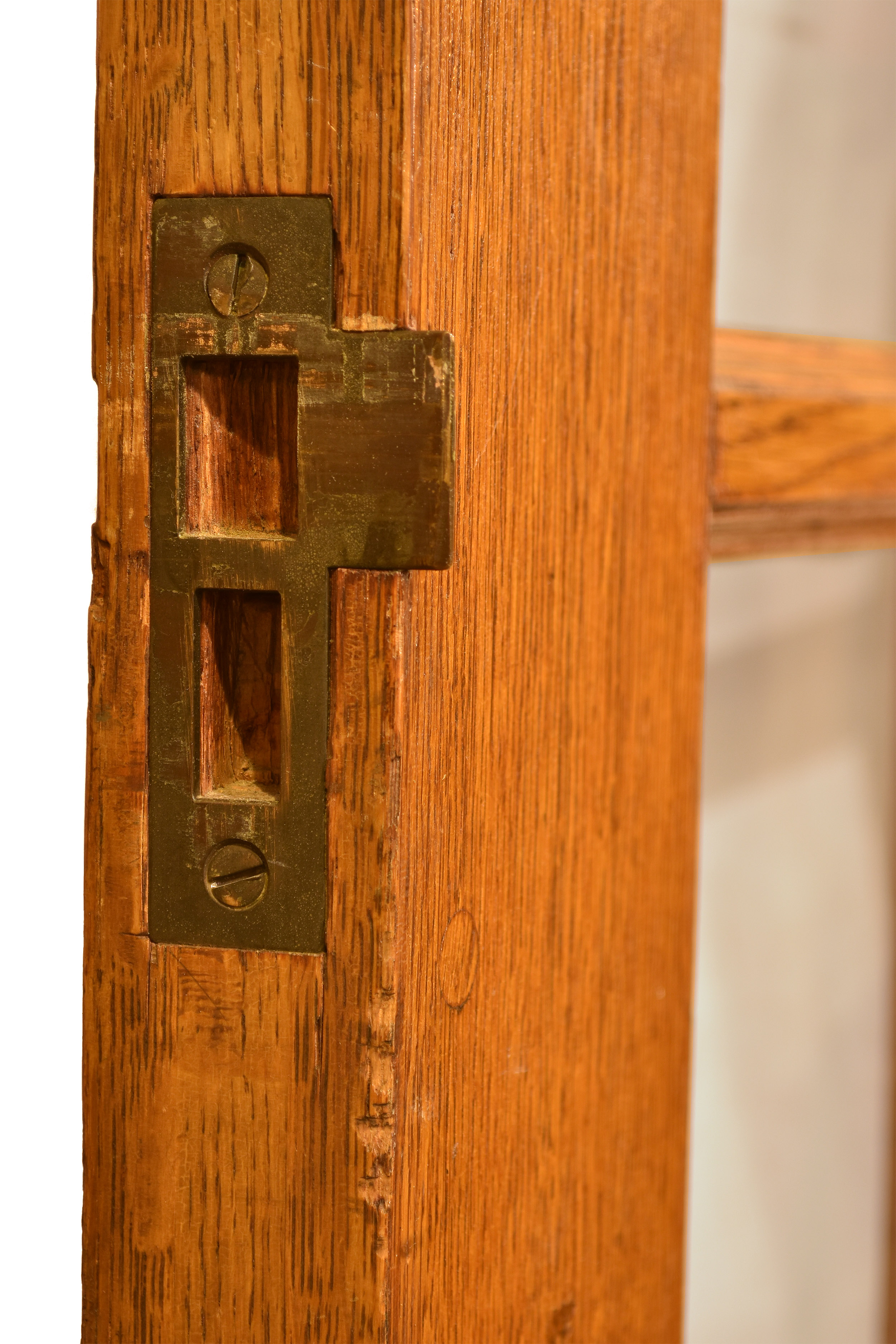 48407 oak double door 8 lite clear glass strike.jpg