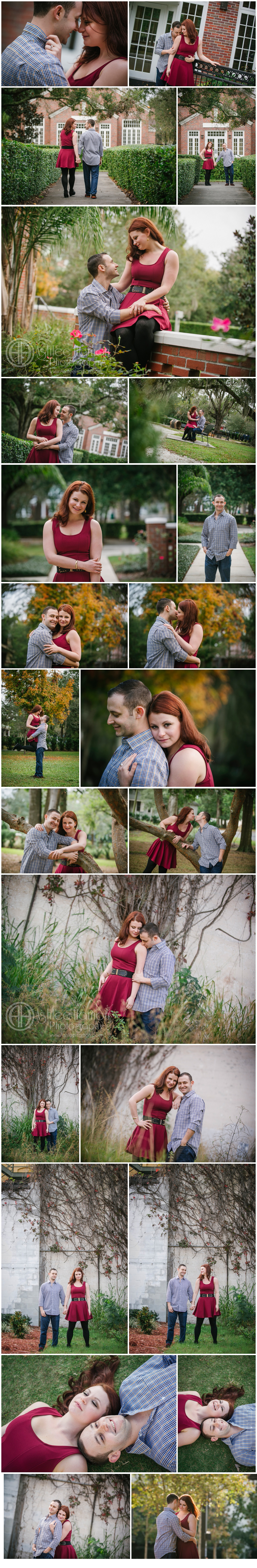 Seminole Heights Engagement Session