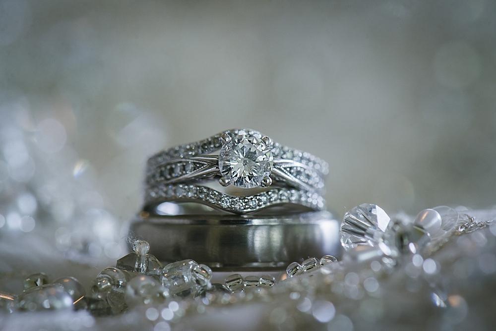 ring shot macro palmetto riverside B&B wedding photos