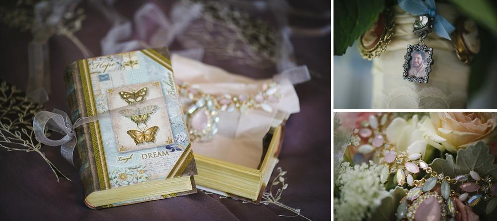 bouquet charms palmetto riverside B&B wedding photos