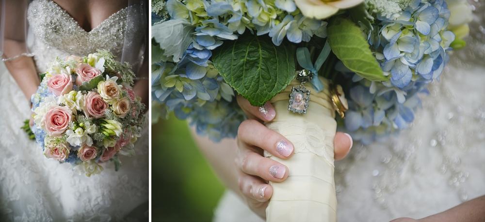 beneva wedding bouquet palmetto riverside B&B wedding photos