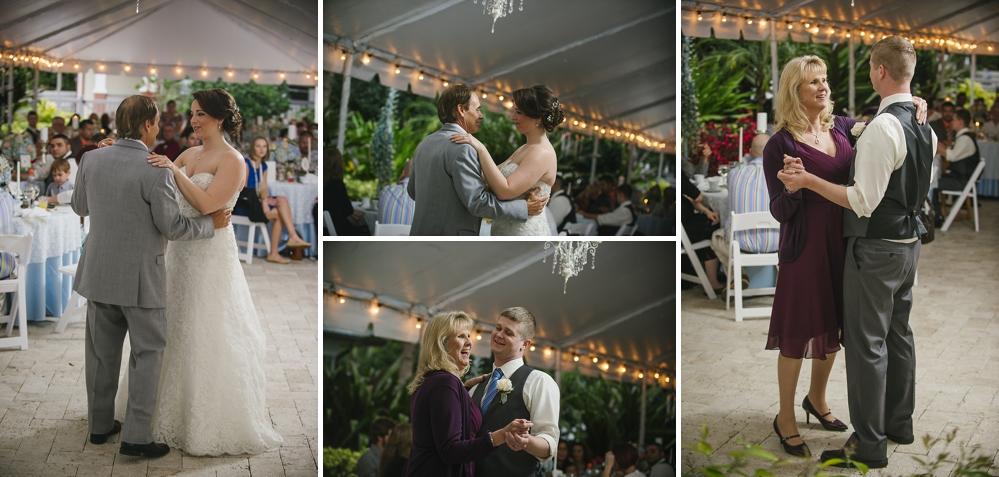 parent dances palmetto riverside B&B wedding photos