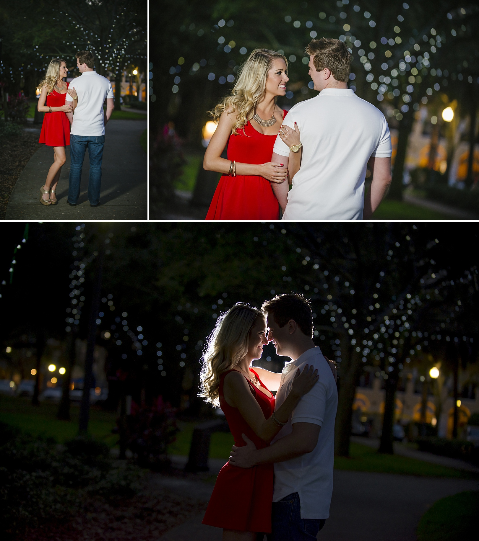 downtown st. pete engagement photos