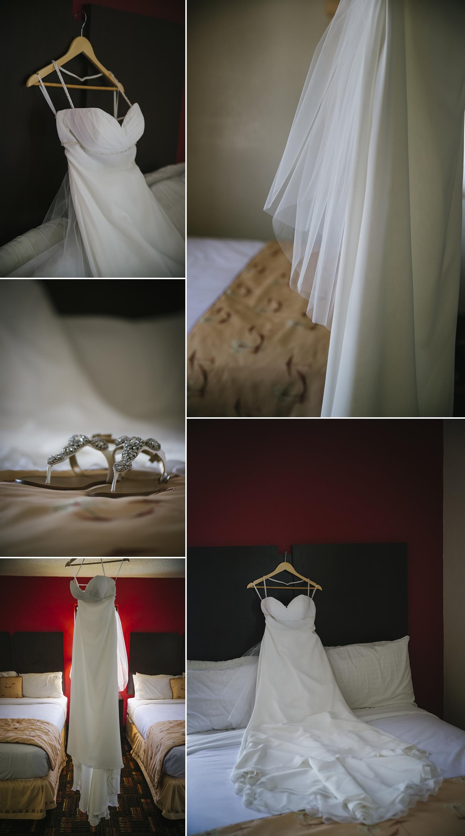wedding dress at sirata
