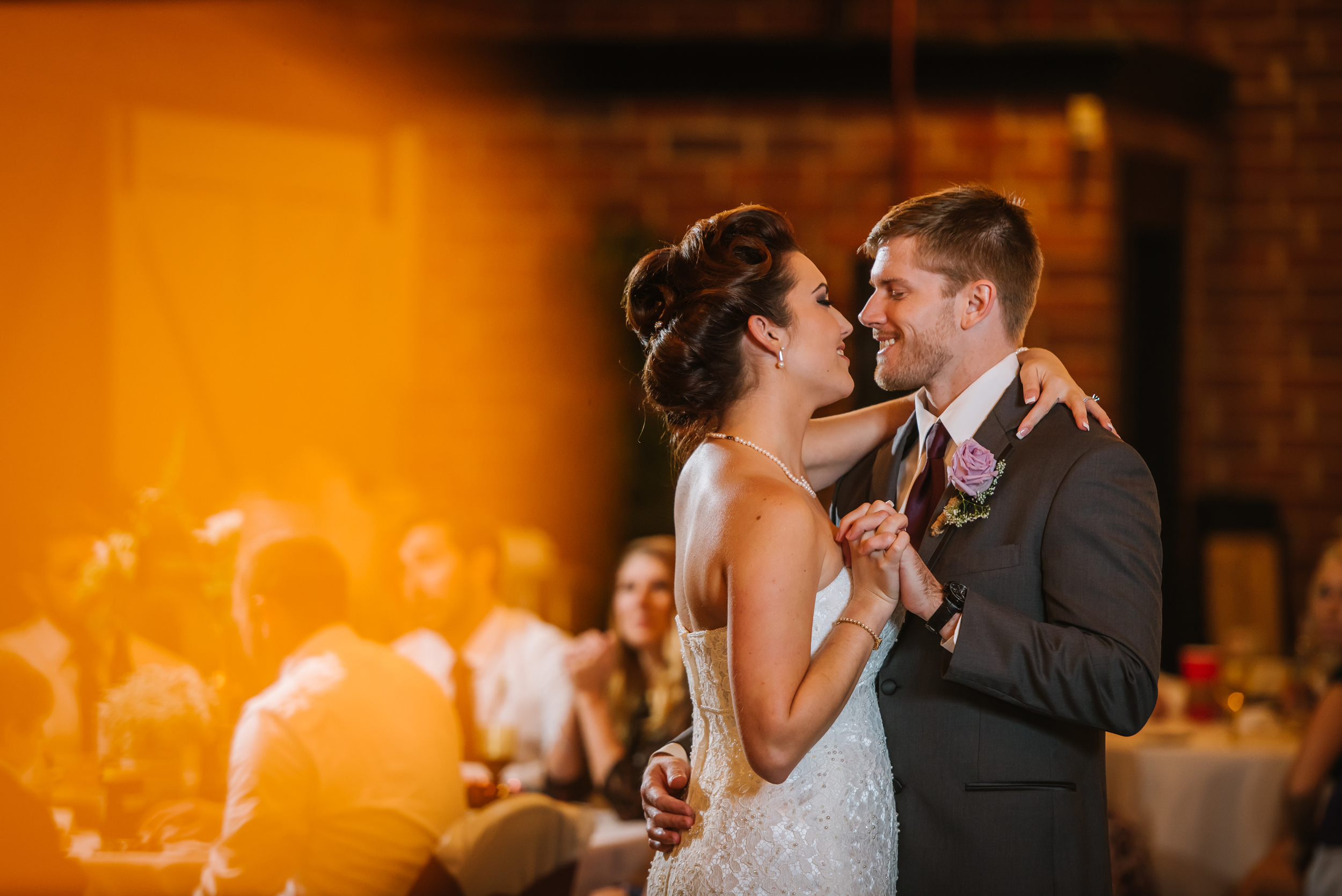 Ahhh!! My long time friend got married!! Jenna and Nick had an amazing day and this first dance photo is one of may all time favs.