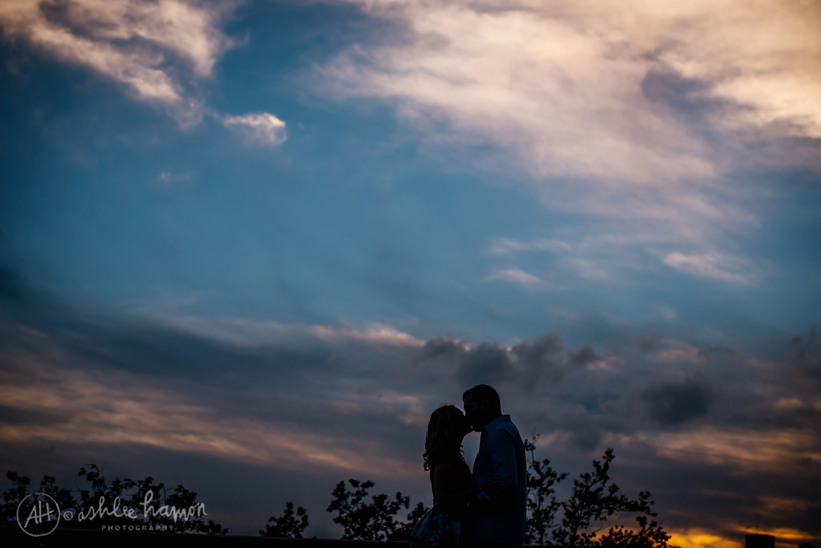 Engagement Sunset Photography