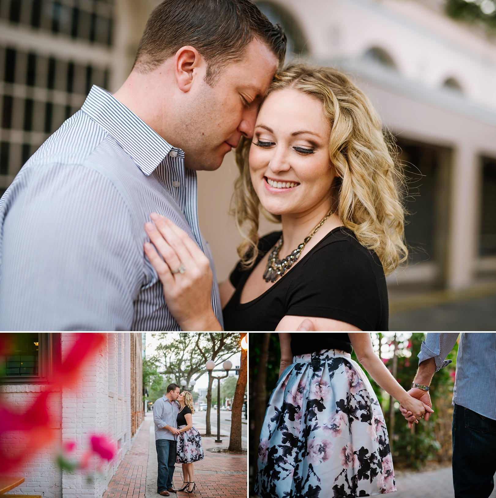 Stylish Engagement Photography