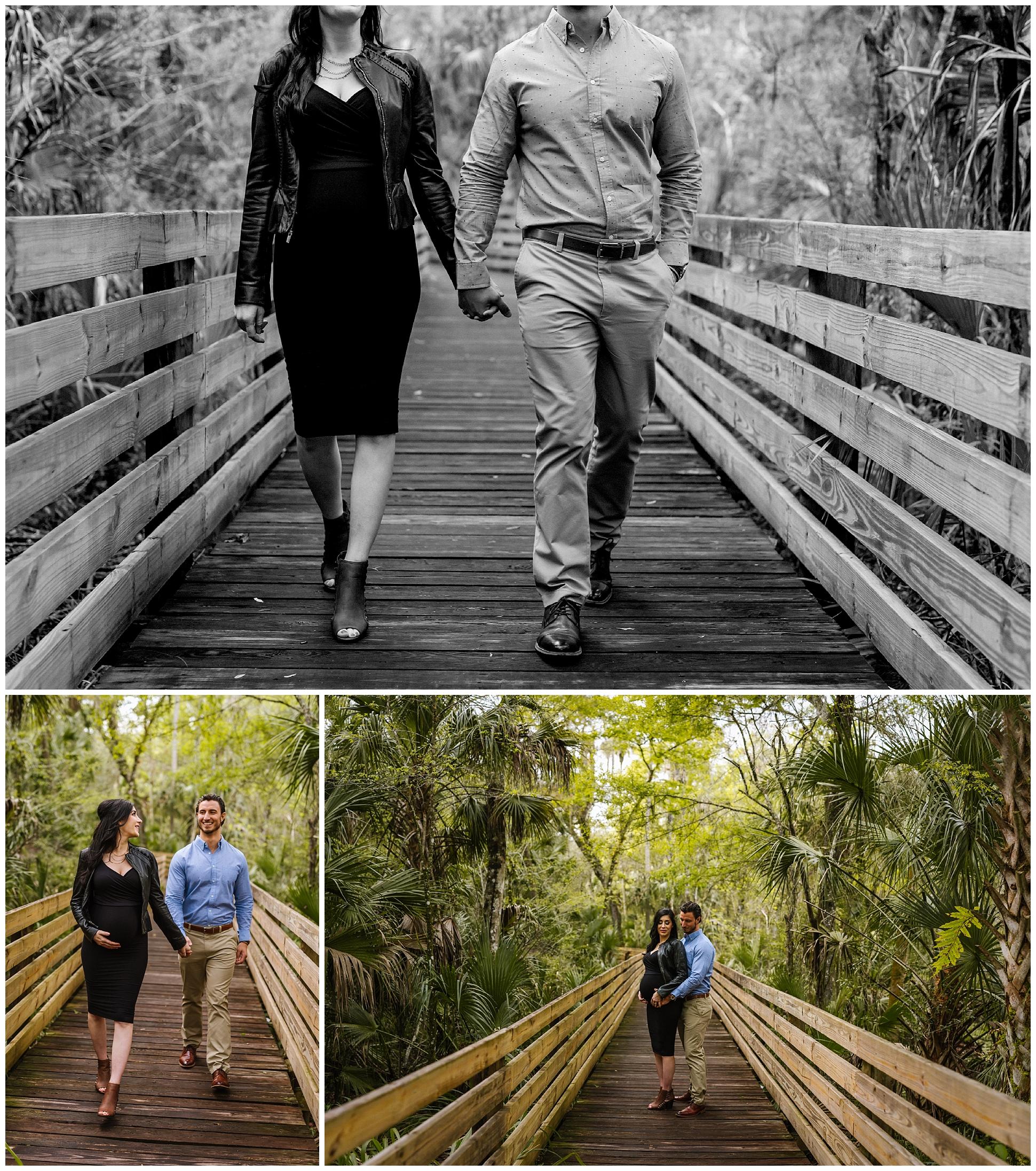 Tampa-maternity-photographer-morris-bridge-park-hip-tight-black-dress-woods_0001.jpg