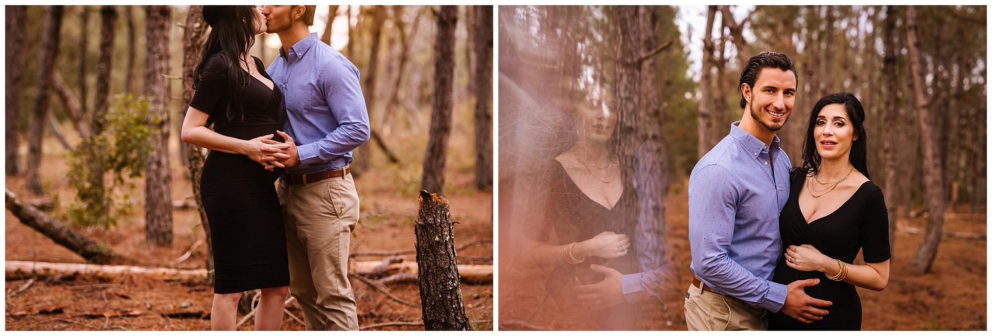 Tampa-maternity-photographer-morris-bridge-park-hip-tight-black-dress-woods_0014.jpg
