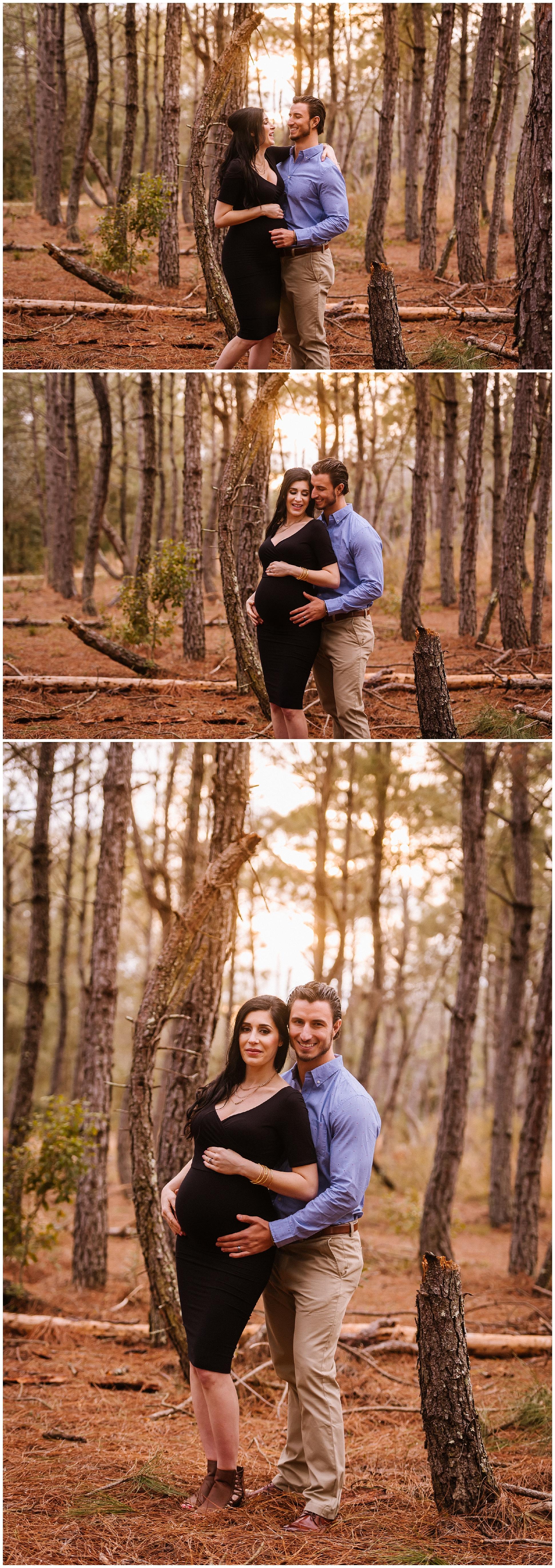 Tampa-maternity-photographer-morris-bridge-park-hip-tight-black-dress-woods_0013.jpg