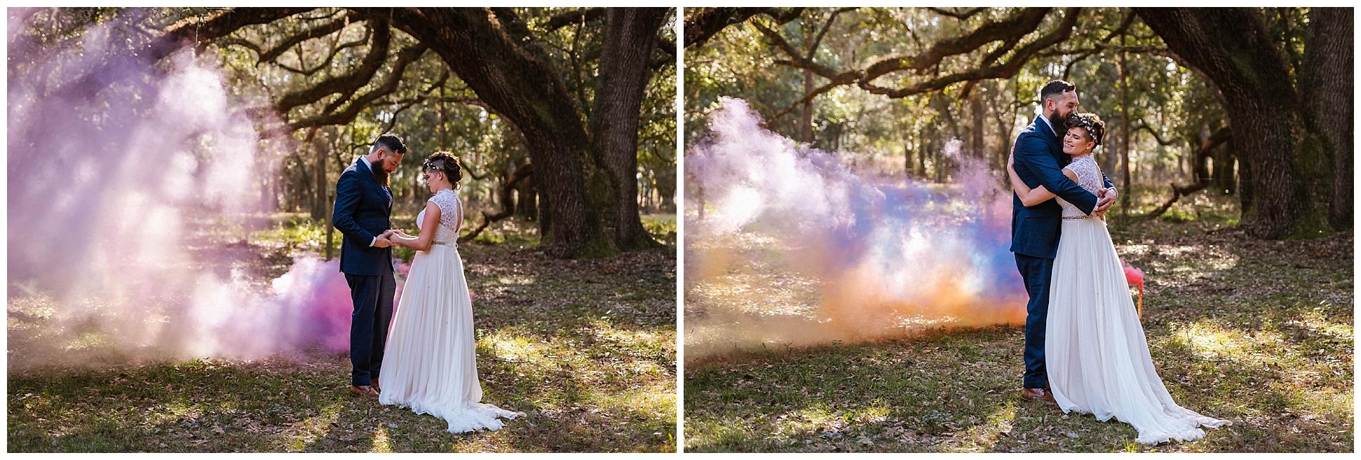 magical-outdoor-florida-wedding-smoke-bombs-flowers-crown-beard_0013.jpg