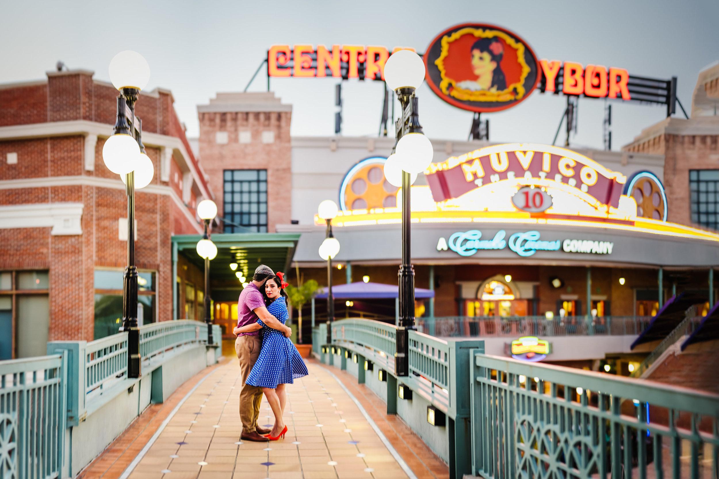 Tampa-Engagement-Photographer-Centro-Ybor-City-Vintage-Retro.jpg