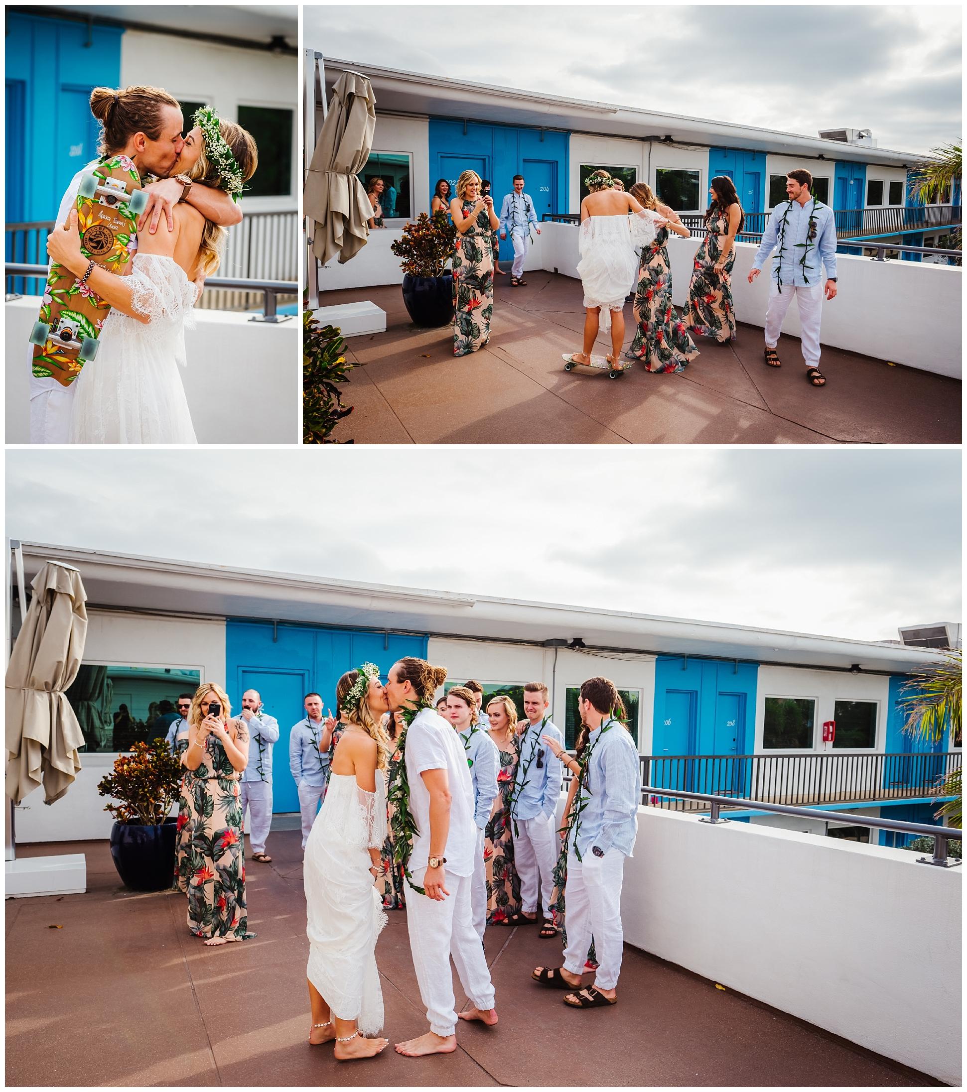 tampa-bay-wedding-photographer-barefoot-post-card-inn-tropical-hawaiin-lei-pink-pineapples-flower-crown_0139.jpg
