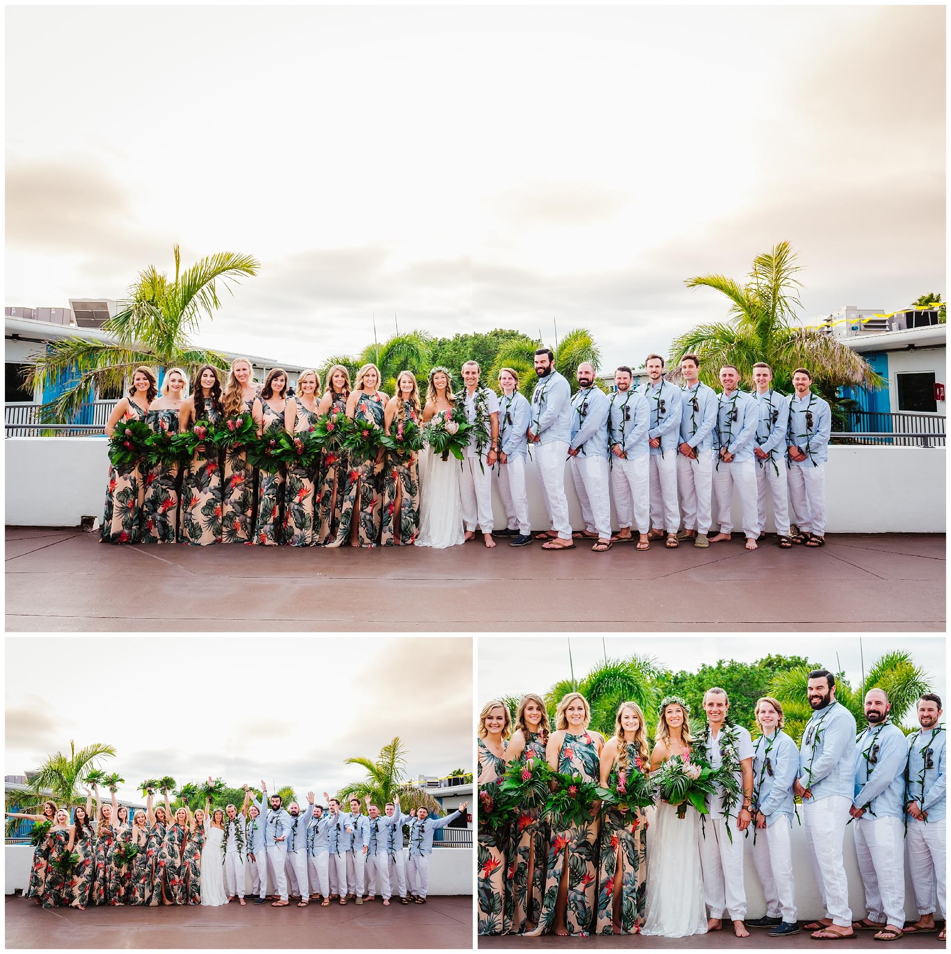 tampa-bay-wedding-photographer-barefoot-post-card-inn-tropical-hawaiin-lei-pink-pineapples-flower-crown_0141.jpg