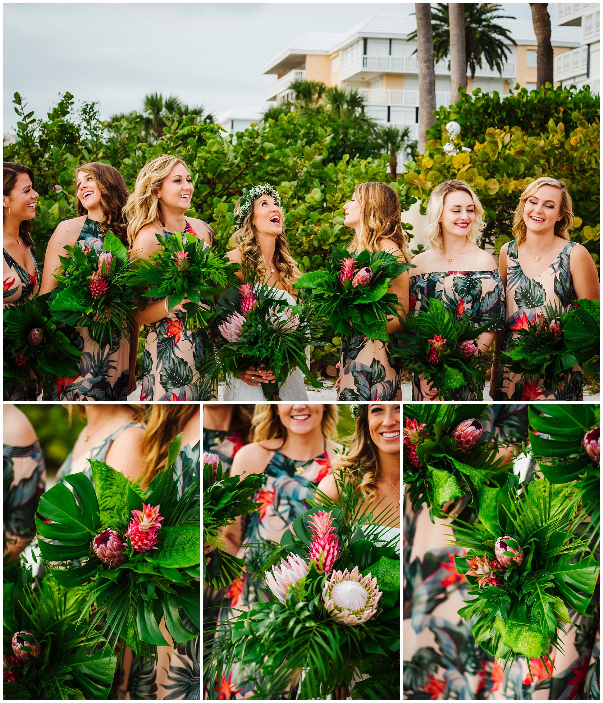 tampa-bay-wedding-photographer-barefoot-post-card-inn-tropical-hawaiin-lei-pink-pineapples-flower-crown_0151.jpg