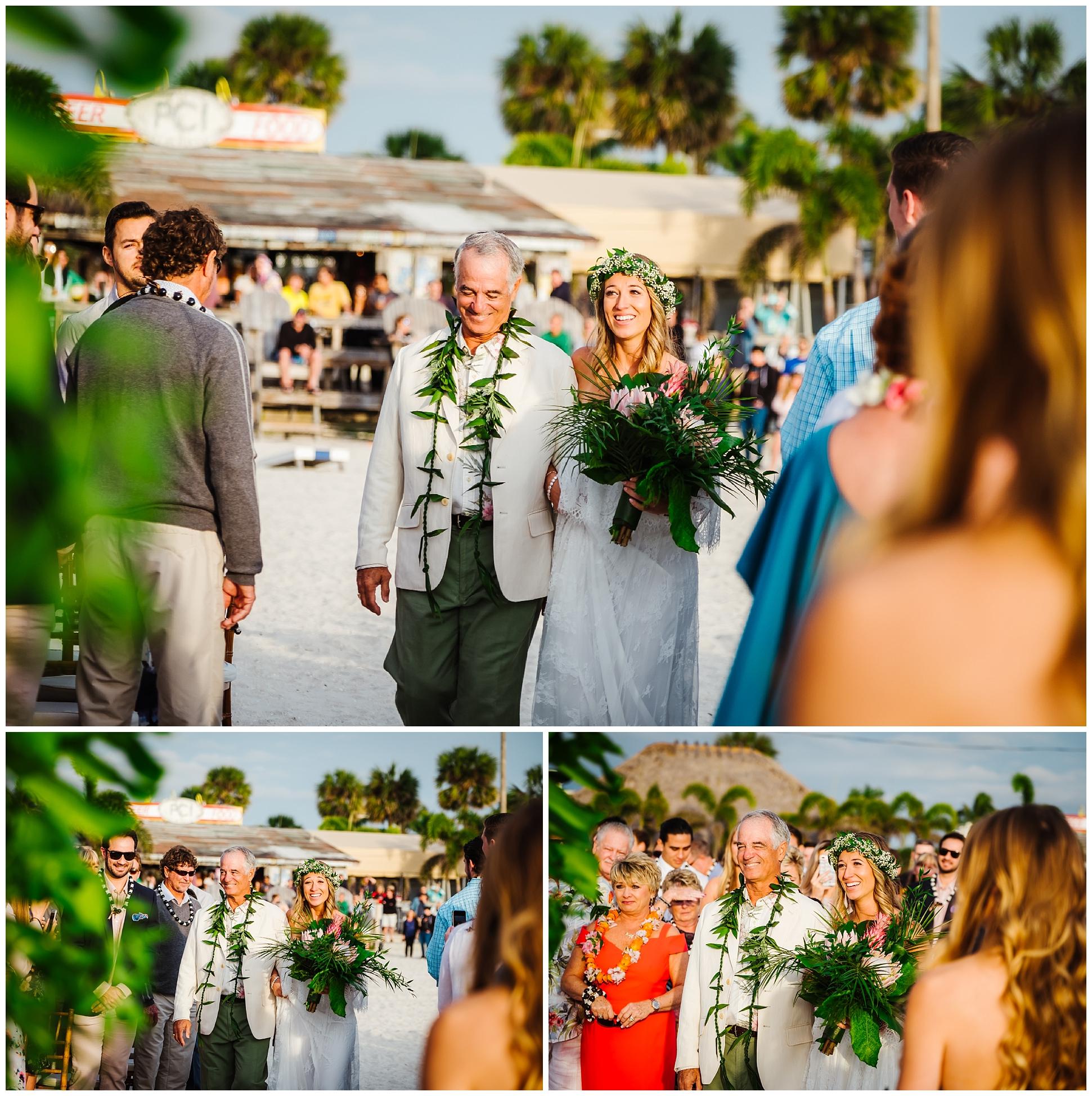 tampa-bay-wedding-photographer-barefoot-post-card-inn-tropical-hawaiin-lei-pink-pineapples-flower-crown_0168.jpg