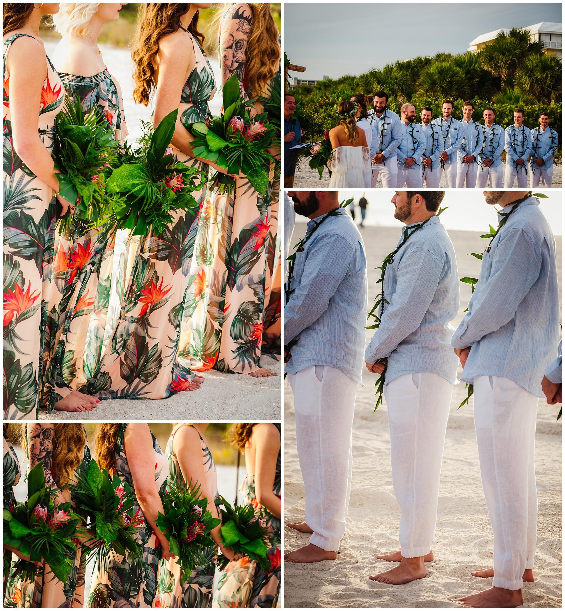 tampa-bay-wedding-photographer-barefoot-post-card-inn-tropical-hawaiin-lei-pink-pineapples-flower-crown_0170.jpg