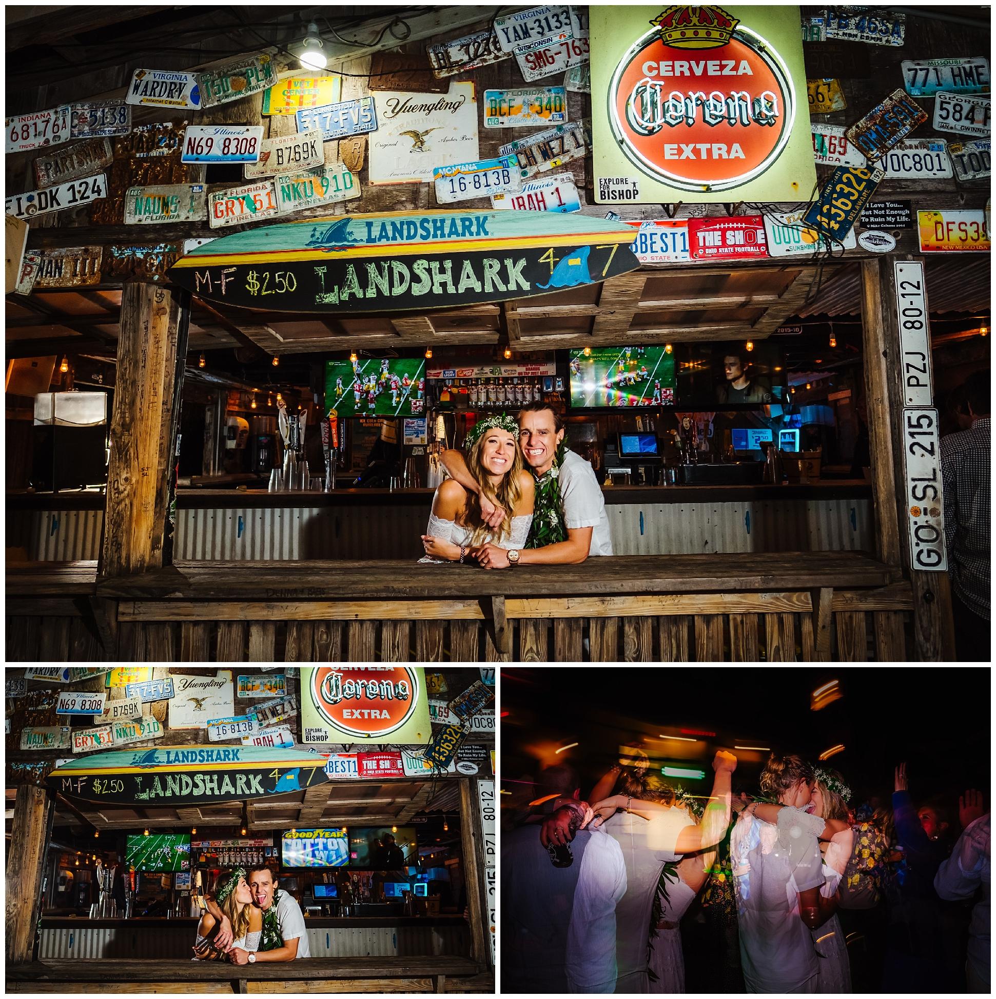 tampa-bay-wedding-photographer-barefoot-post-card-inn-tropical-hawaiin-lei-pink-pineapples-flower-crown_0211.jpg