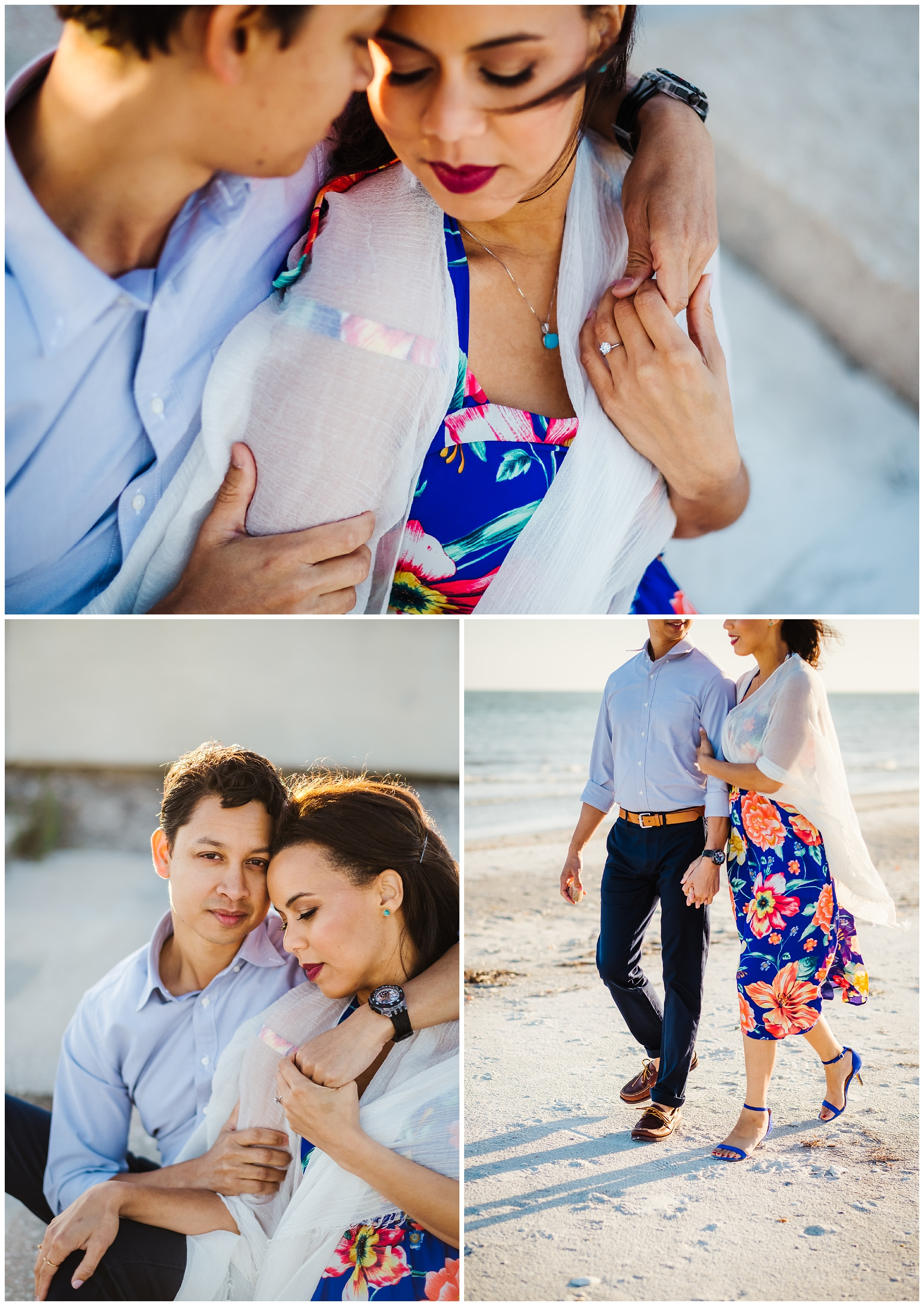 tampa-engagement-photographer-fort-desoto-ruins-sunset-colorful_0013.jpg