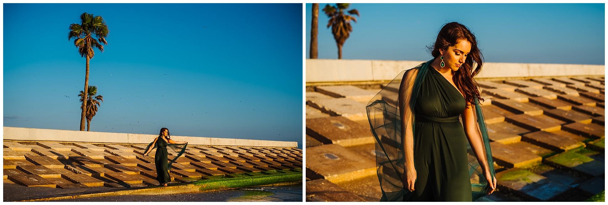 tampa-fort de soto-beach-green dress-water-love-engagement_0037.jpg