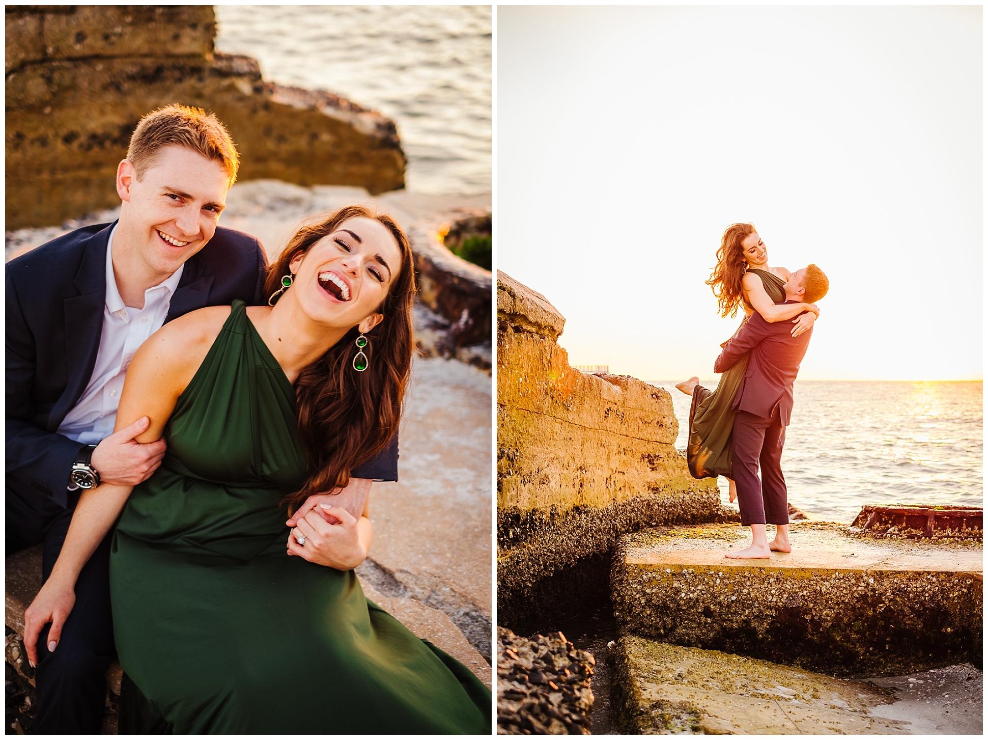 tampa-fort de soto-beach-green dress-water-love-engagement_0049.jpg