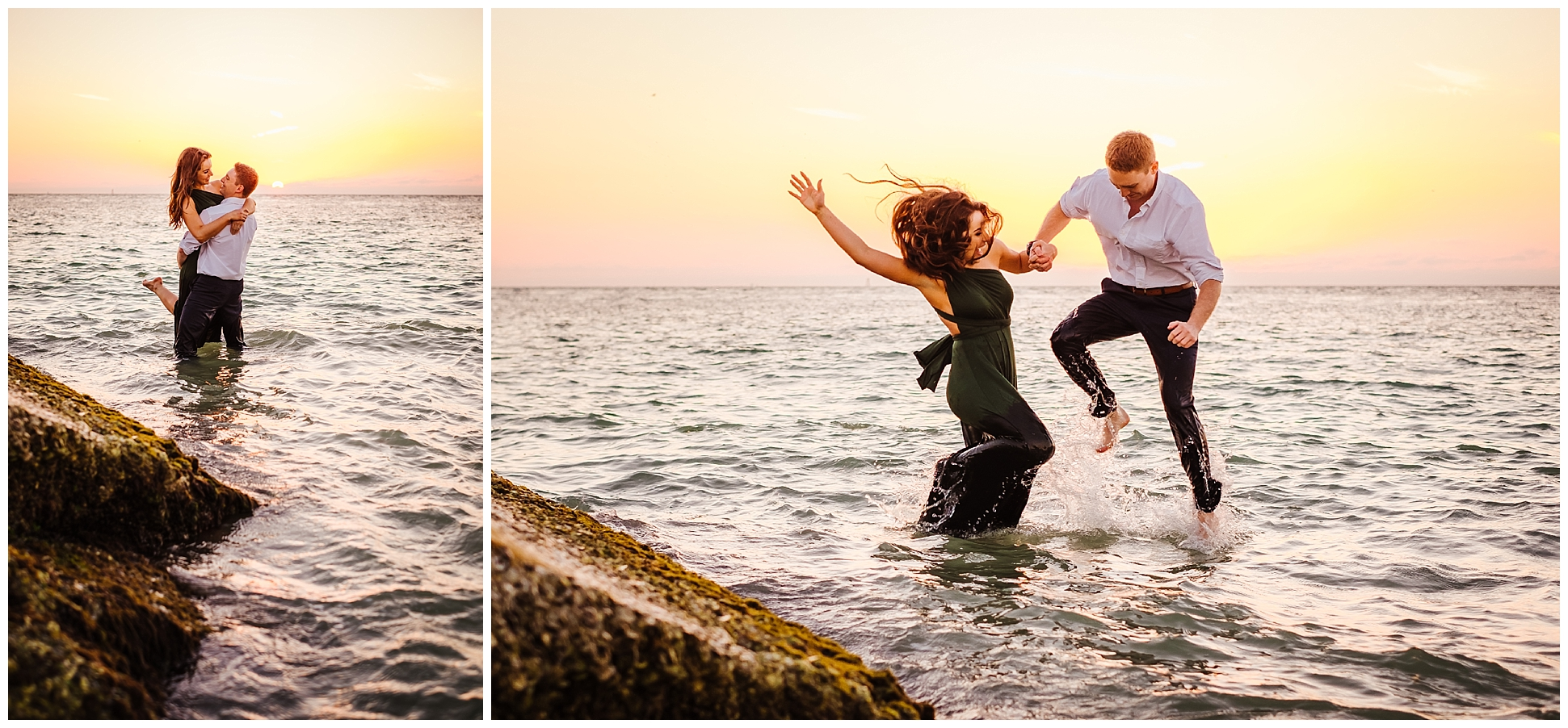 tampa-fort de soto-beach-green dress-water-love-engagement_0055.jpg