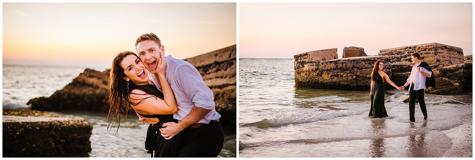 tampa-fort de soto-beach-green dress-water-love-engagement_0068.jpg