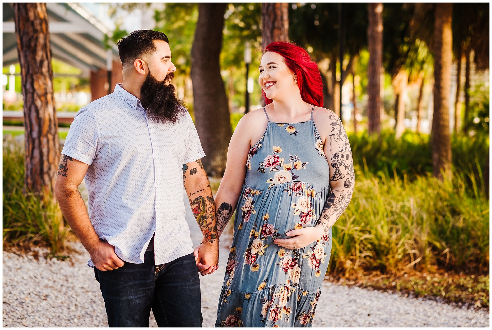 tampa-rad red-maternity-floral dress-armature works-rialto theater_0021.jpg