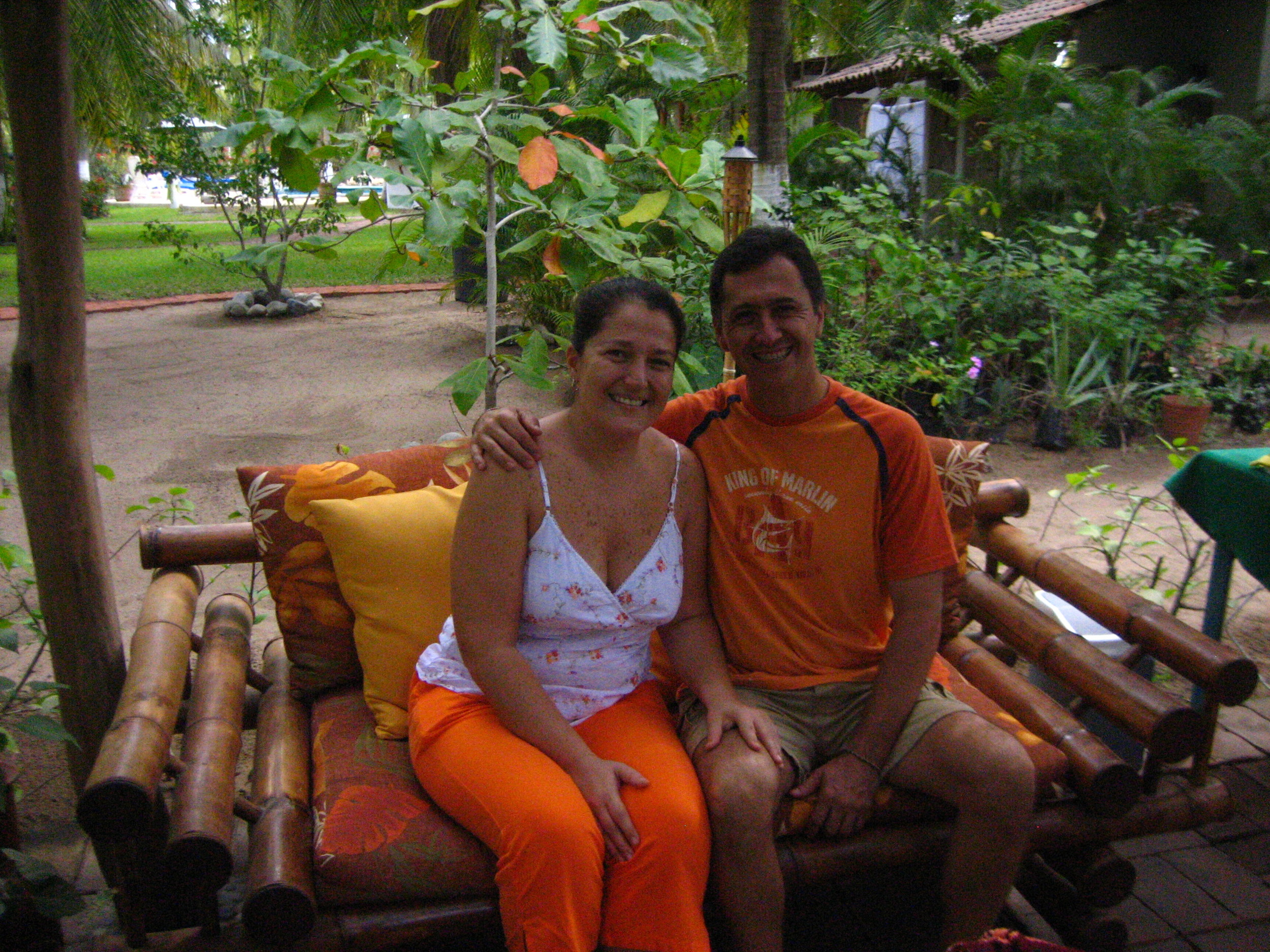 Mexico B&B Hosts - Claudia & Tobie .JPG