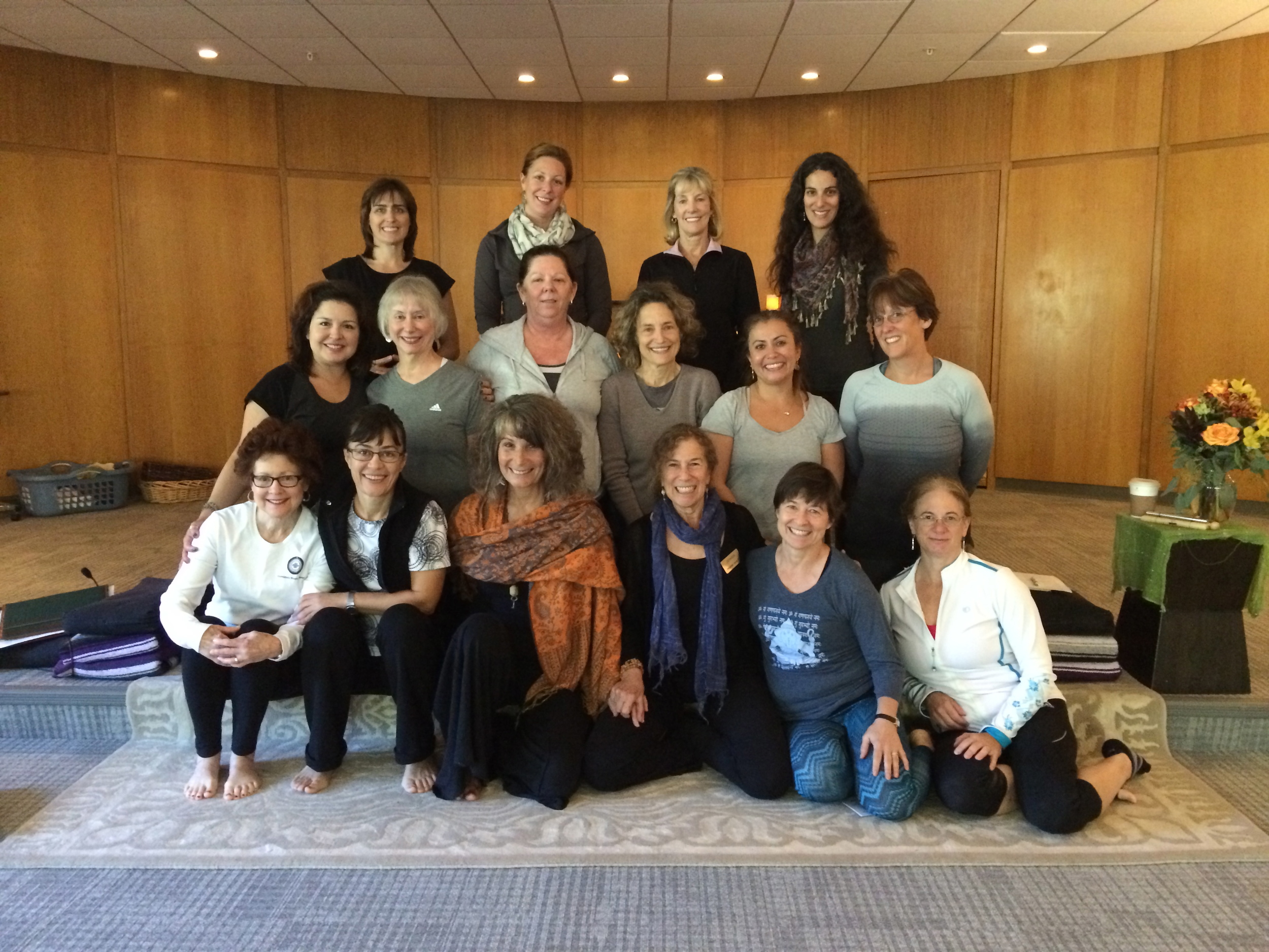 Accommodating Life's Changes: A Women's Yoga & Meditation Retreat - 2014