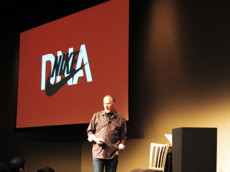 Rick Shanon, Director; Department of Nike Archives