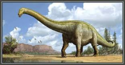 A changing ecosystem altered the eating habits of the largest dinosaur to roam the Earth: the sauropod.