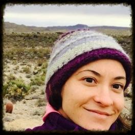 Environmental advocate Amanda Matthews.