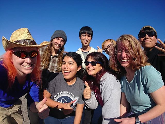 Mission Mojave 18 begins now! Geology, biology, and atmospheric research in the Mojave National Preserve.  #science #environment #geology #biology #atmosphere #climate #ecology #students #research #reu #nonprofit #fun #desert #california #instagood #picoftheday