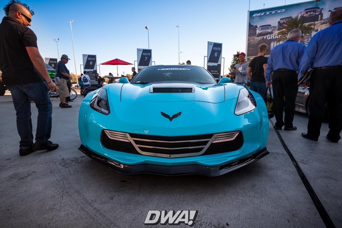 Forgiato C7 Corvette in the DUB section