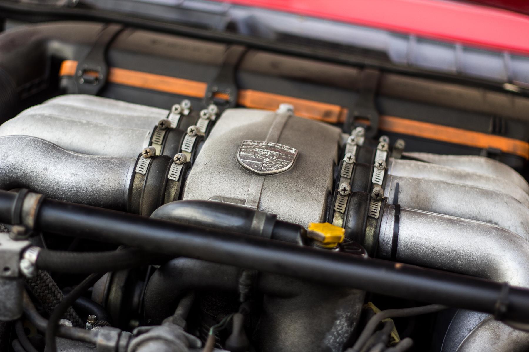 Porsche 4.5 Liter V8