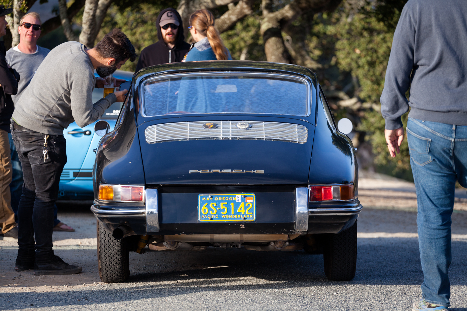 Cam Healy's 1964 Porsche 911 (127th 911 made)