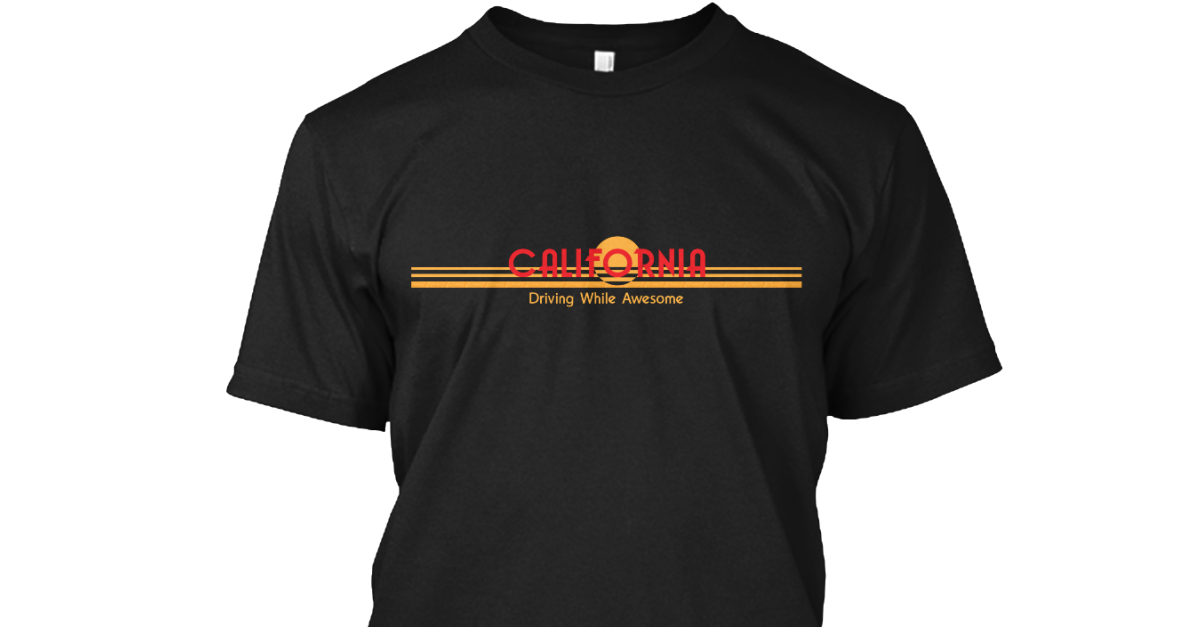 DWA! Golden State Shirt