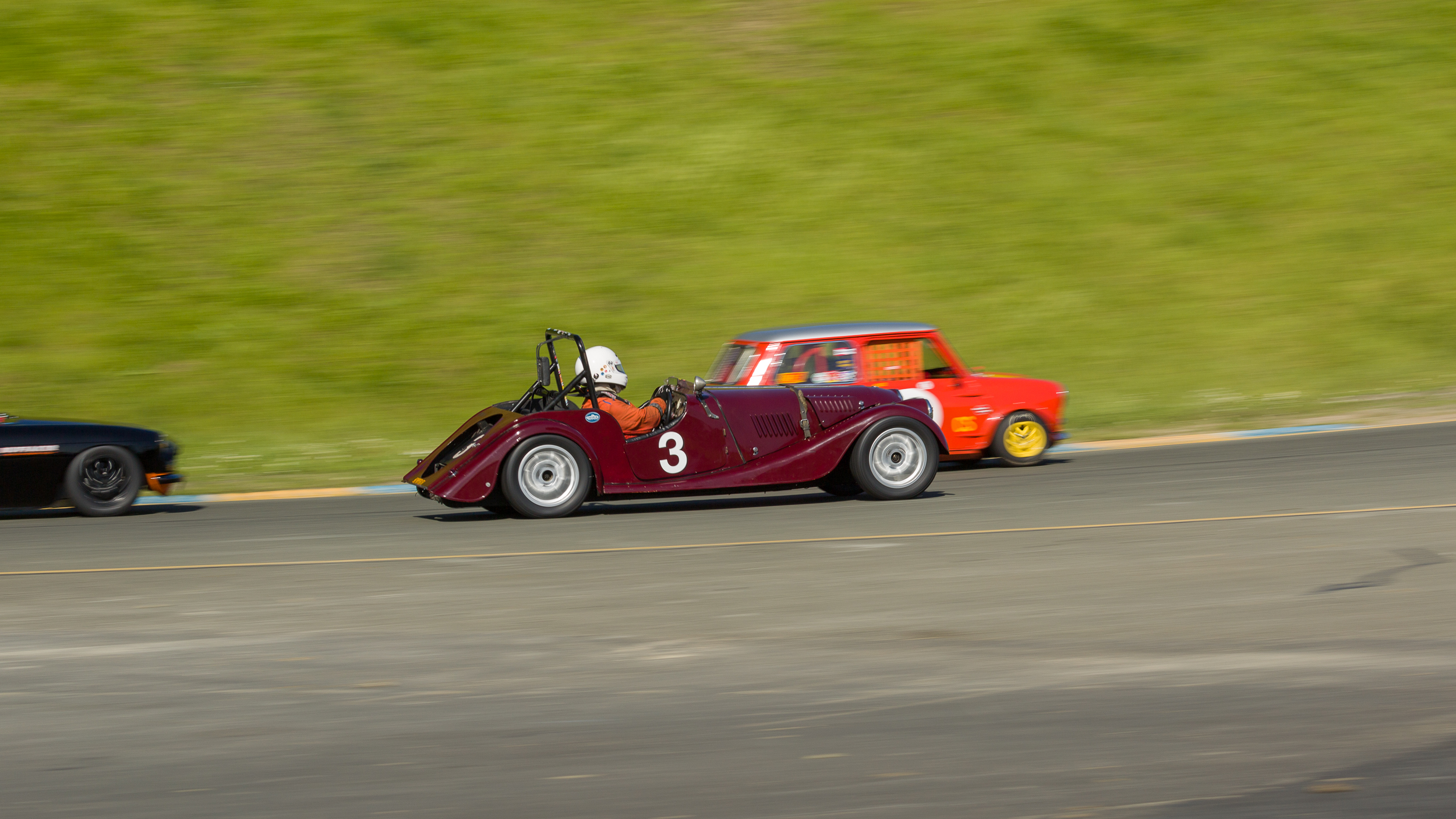 Tom Morgan's Morgan…a 1956 4/4 in the small displacement production through '72 group