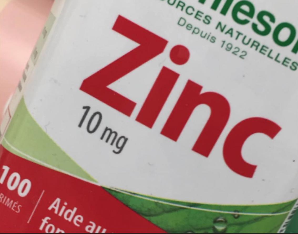 zinc-CRP