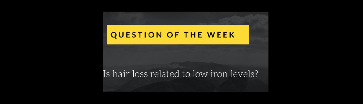 iron levels