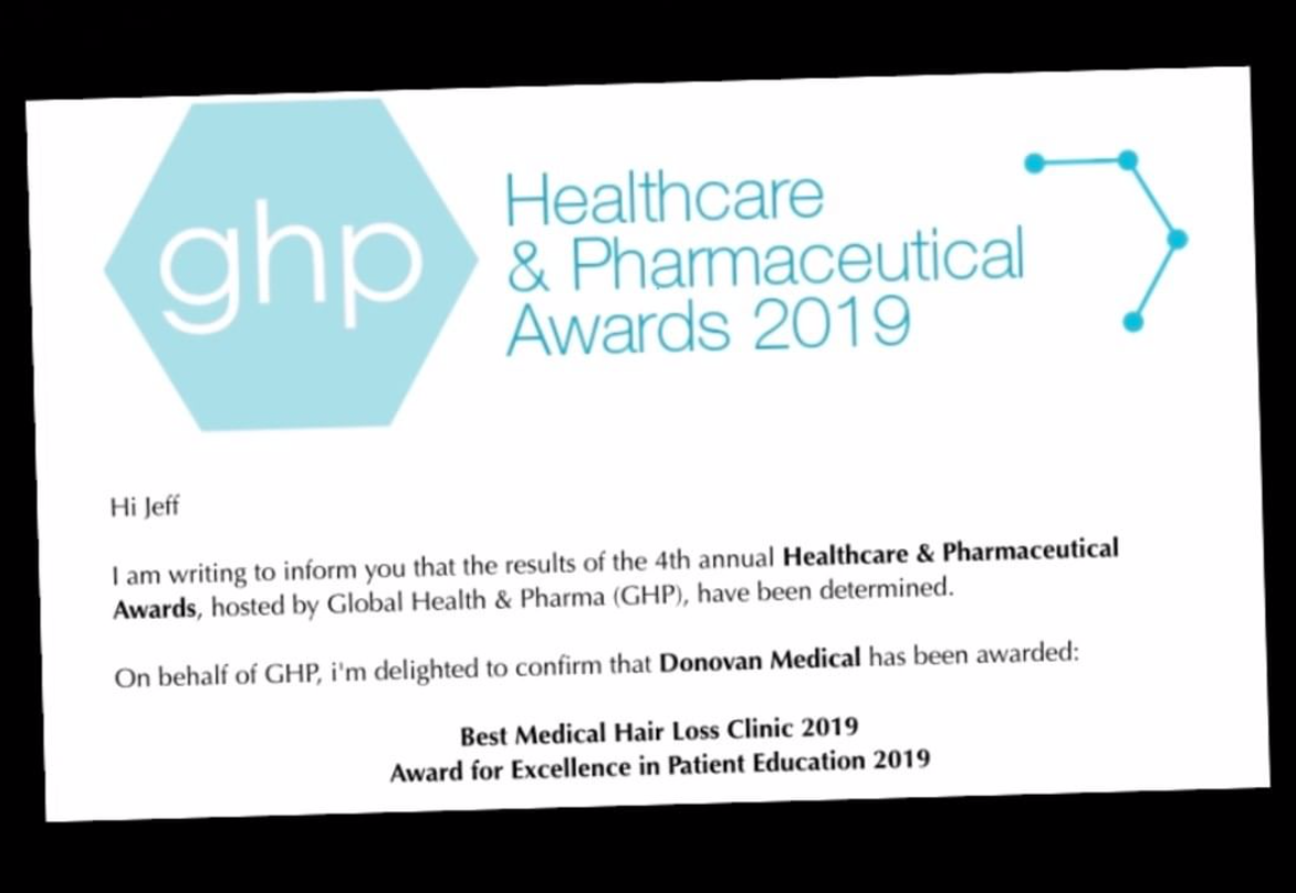 GHP 2019 Awards