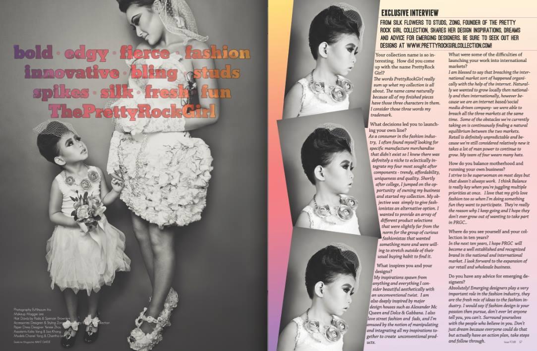 Seek Me Magazine
