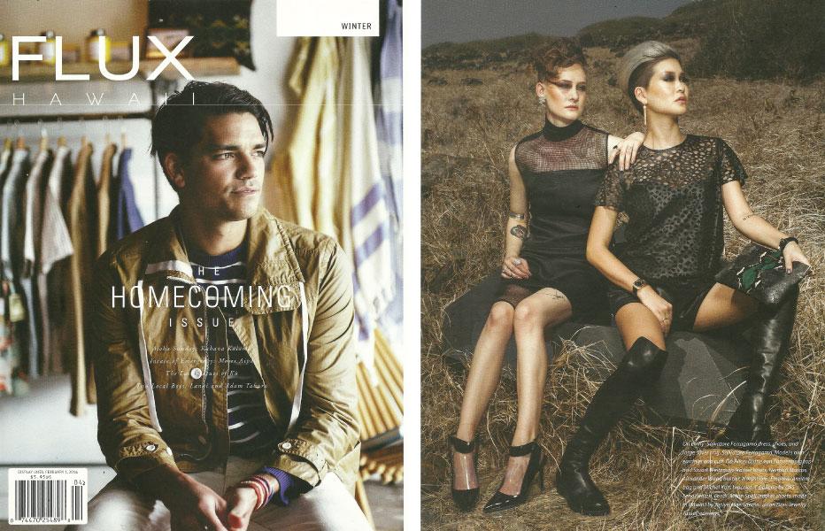 Flux Magazine - 2013 Winter