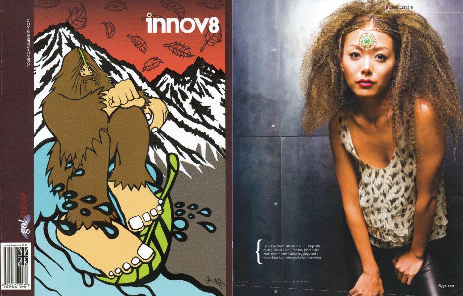 Innov8 Magazine - Nov-Dec 2009