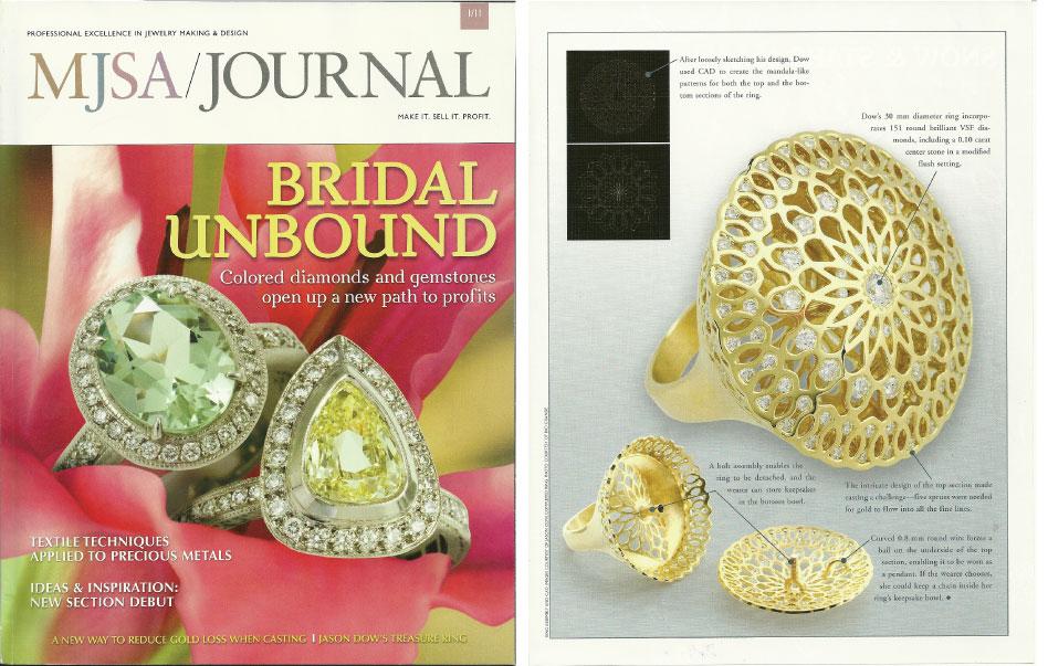 MJSA Journal - January 2011