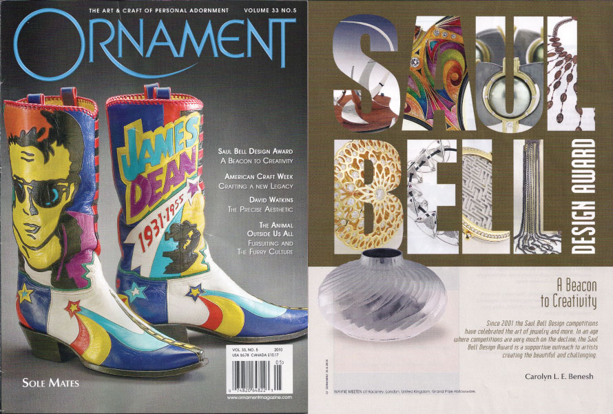 Ornament Magazine - 2011