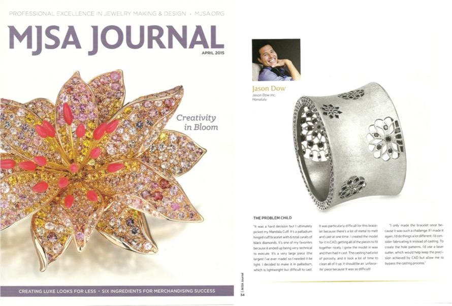 MJSA Journal April 2015