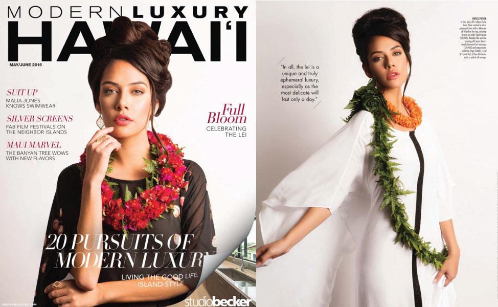Hawaii Modern Luxury - June 2015