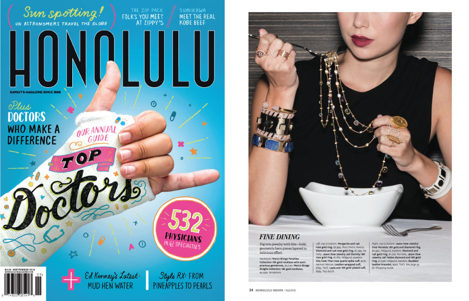 Honolulu Magazine - September 2015